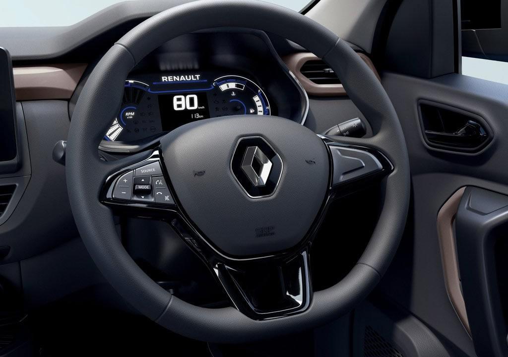2022 Yeni Renault Kiger İçi