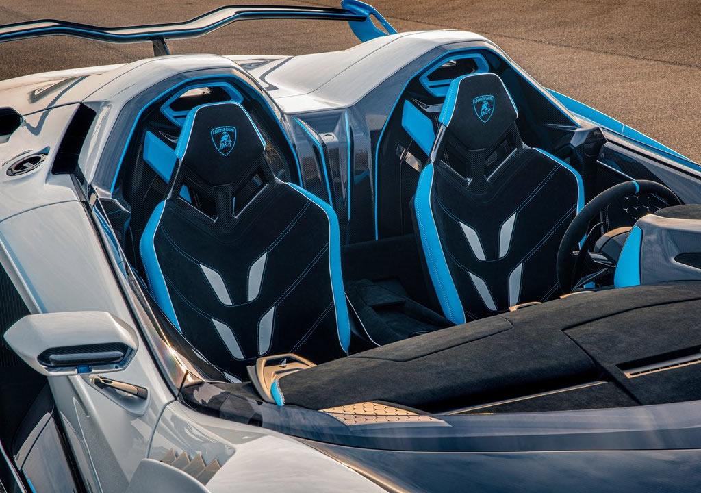 Yeni Lamborghini SC20 Kaç Beygir?