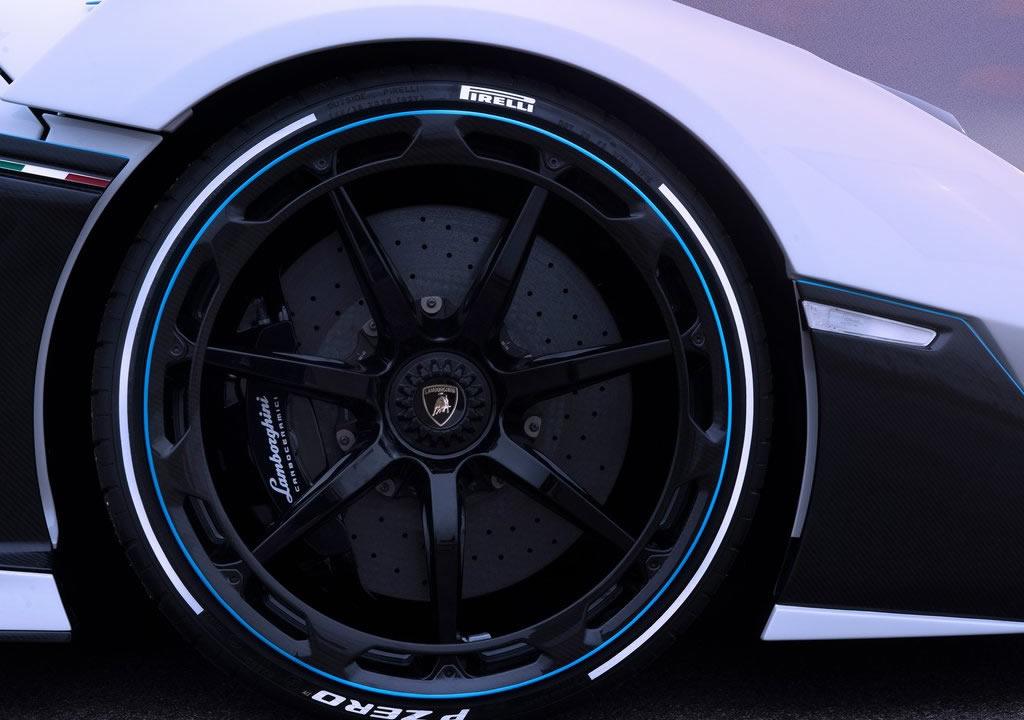 Yeni Lamborghini SC20 Türkiye