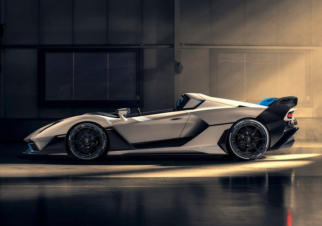 Yeni Lamborghini SC20 Teknik Özellikleri