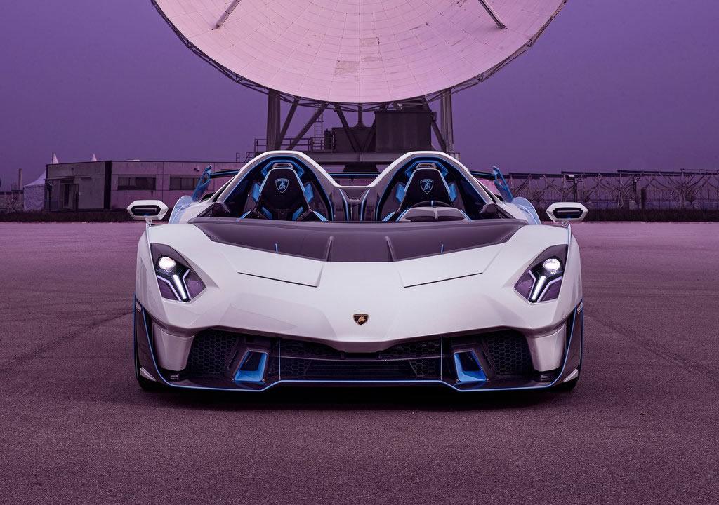 Yeni Lamborghini SC20 Fotoğrafları