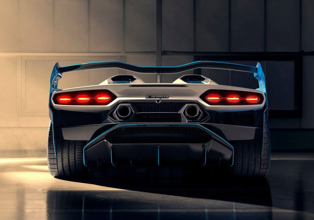 Yeni Lamborghini SC20 0-100 km/s