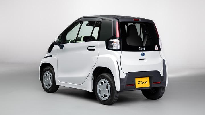 Yeni Toyota C+Pod Donanımları