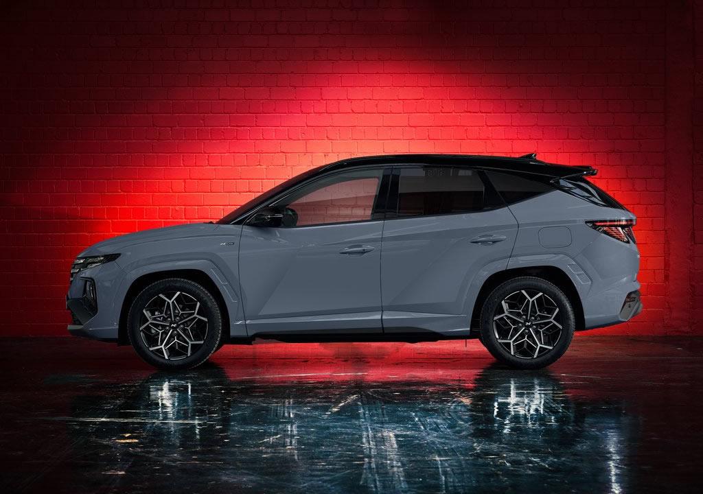 2021 Hyundai Tucson N Line Teknik Özellikleri