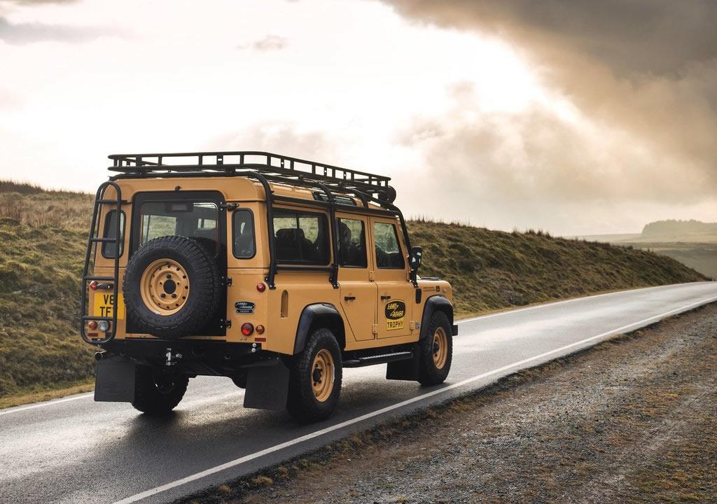 2021 Land Rover Defender Works V8 Trophy