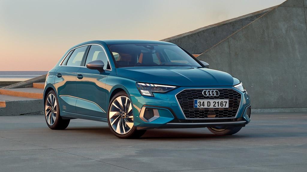 2021 Yeni Kasa Audi A3 Sportback Türkiye Fiyatı