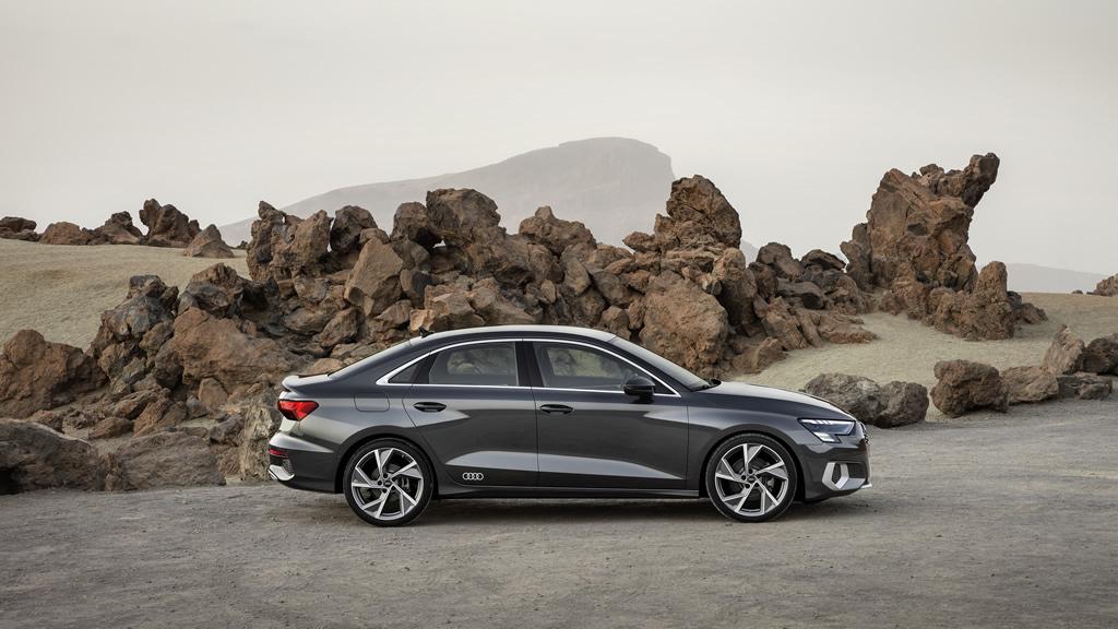 2021 Yeni Kasa Audi A3 Sedan Teknik Özellikleri
