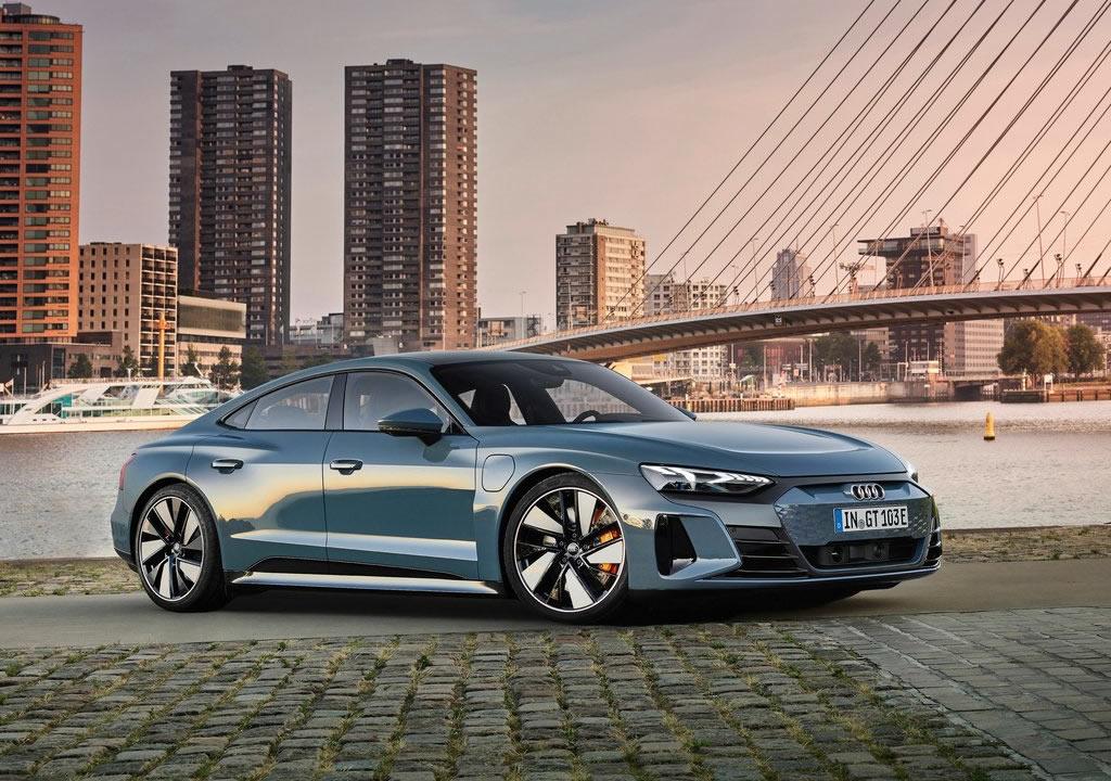 2022 Audi e-tron GT quattro Teknik Özellikleri