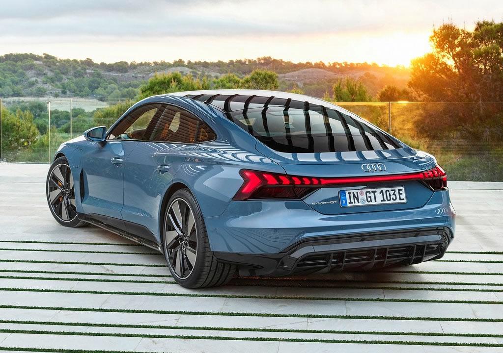 Audi e-tron GT quattro Fiyatı