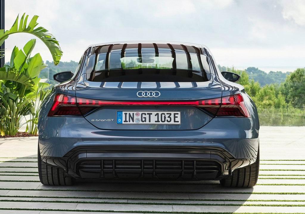 Audi e-tron GT quattro Türkiye