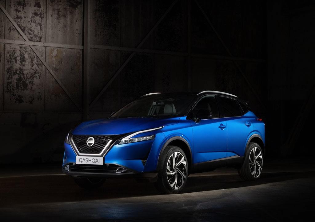 2022 Yeni Kasa Nissan Qashqai (MK3) Özellikleri
