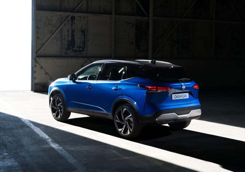 2022 Yeni Kasa Nissan Qashqai (MK3) Teknik Özellikleri