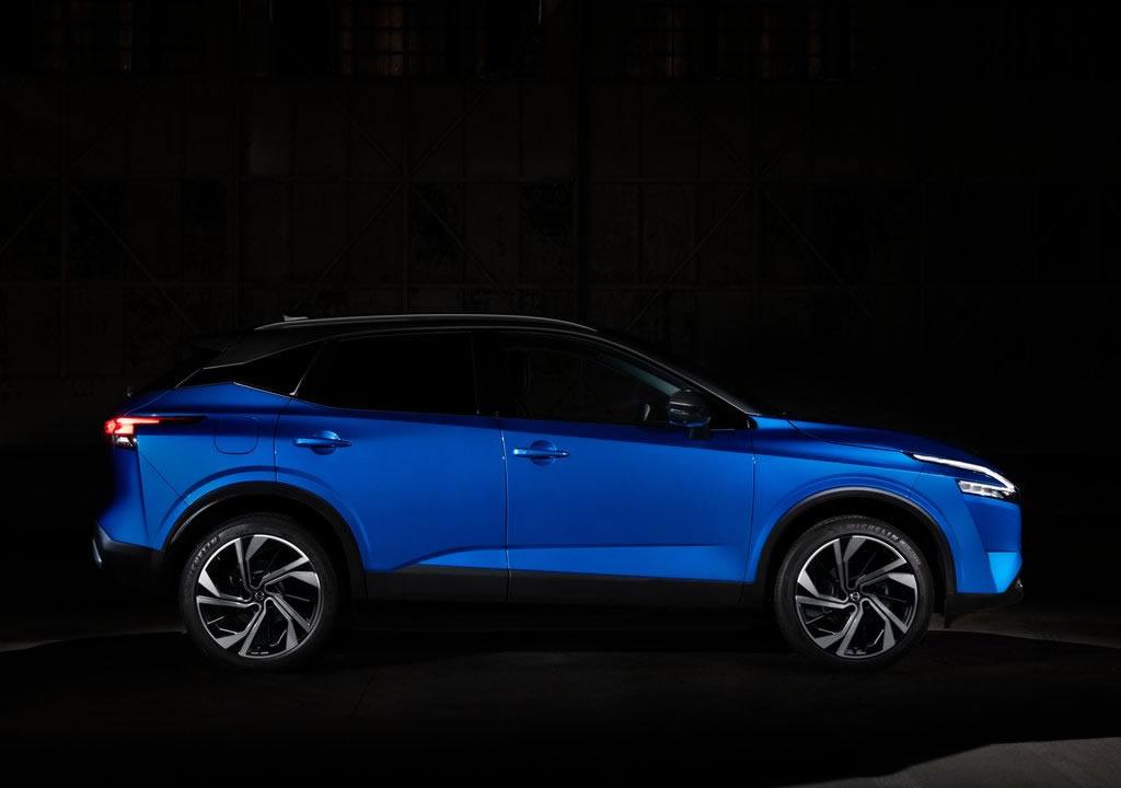 2022 Yeni Kasa Nissan Qashqai MK3 Boyutları