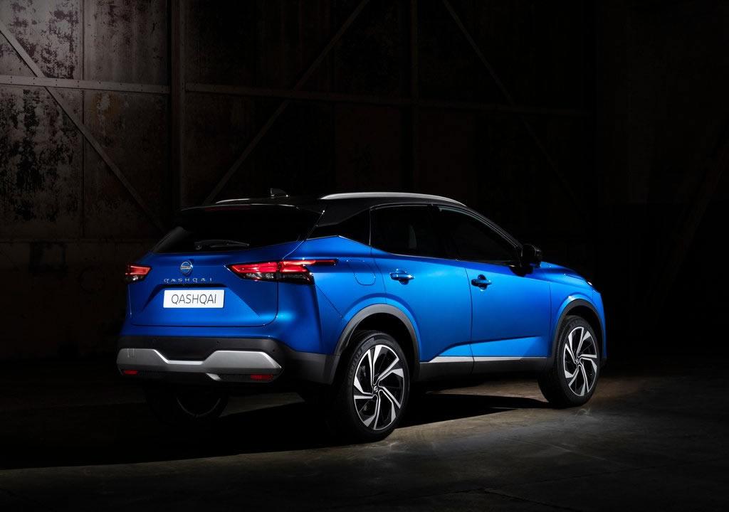2022 Yeni Nissan Qashqai MK3