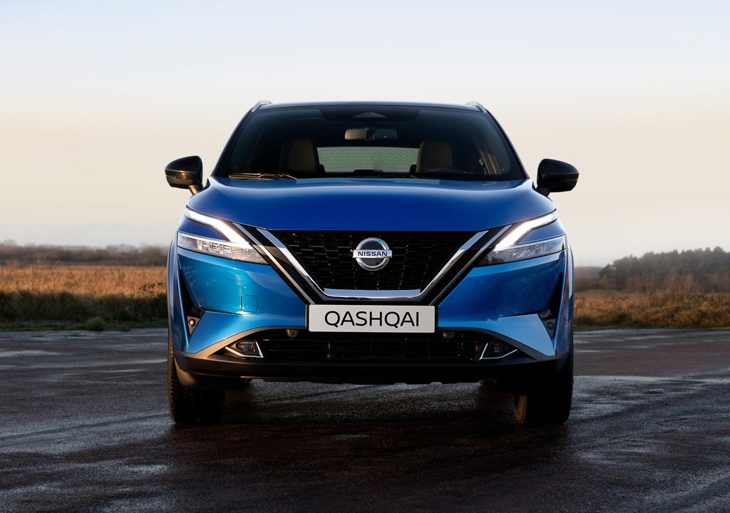 2022 Yeni Kasa Nissan Qashqai MK3