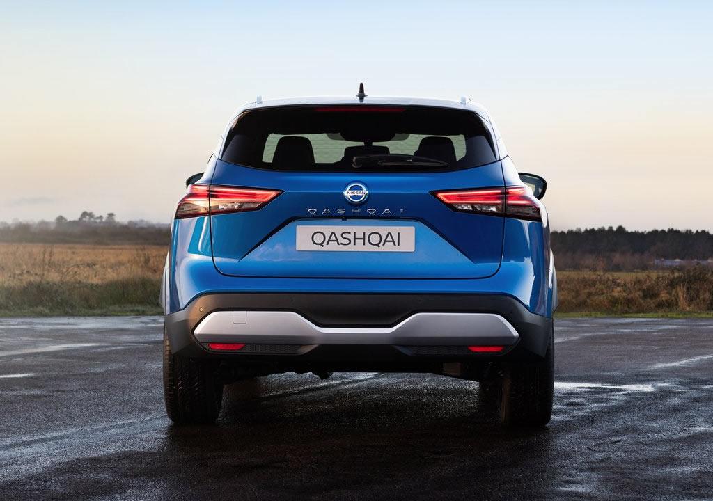 2022 Yeni Kasa Nissan Qashqai MK3 Fotoğrafları