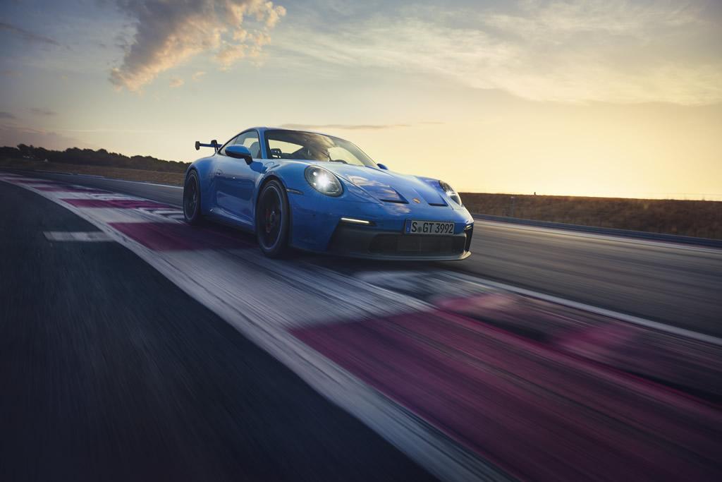 2022 Yeni Porsche 911 GT3 Teknik Özellikleri