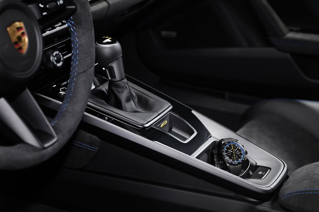 2022 Yeni Porsche 911 GT3 İçi