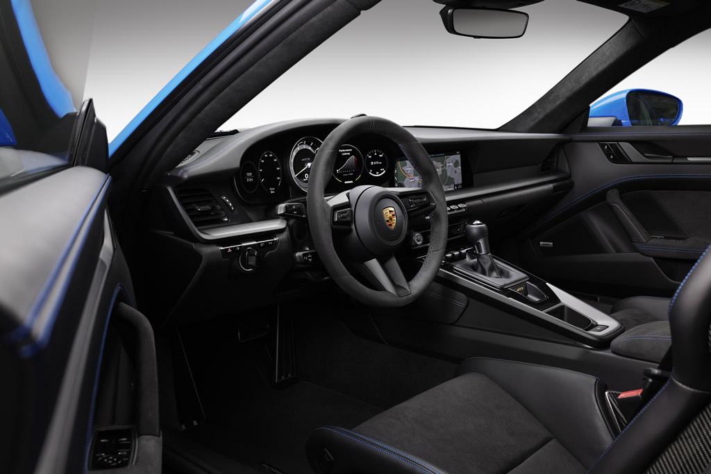 2022 Yeni Porsche 911 GT3 Donanımları