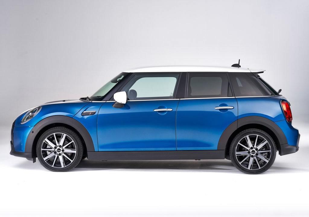 5 Kapı 2022 Yeni Mini Cooper S Kaç Beygir?