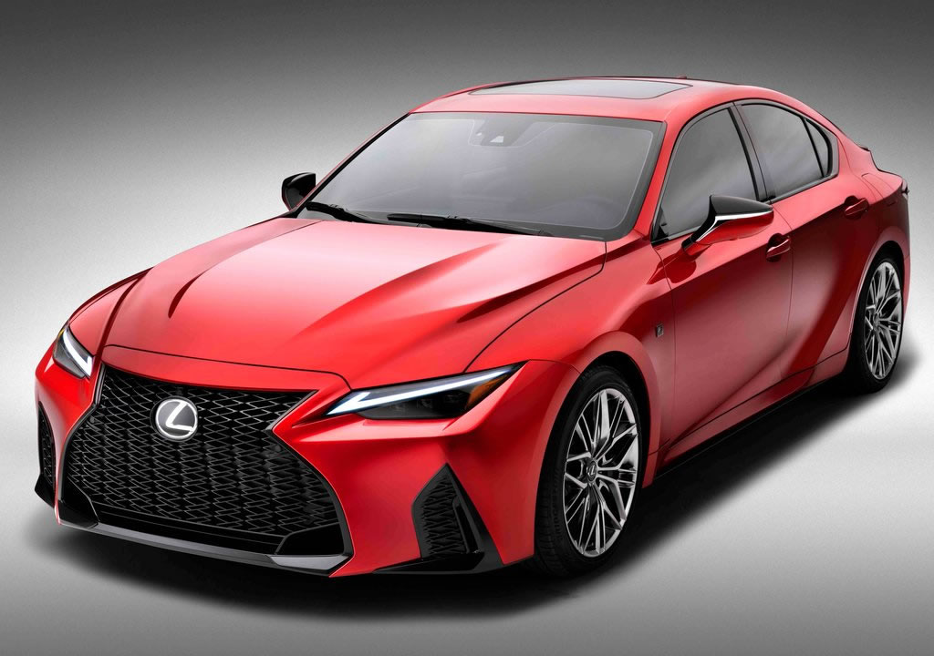 472 PS'lik 2022 Lexus IS 500 F Sport Performance