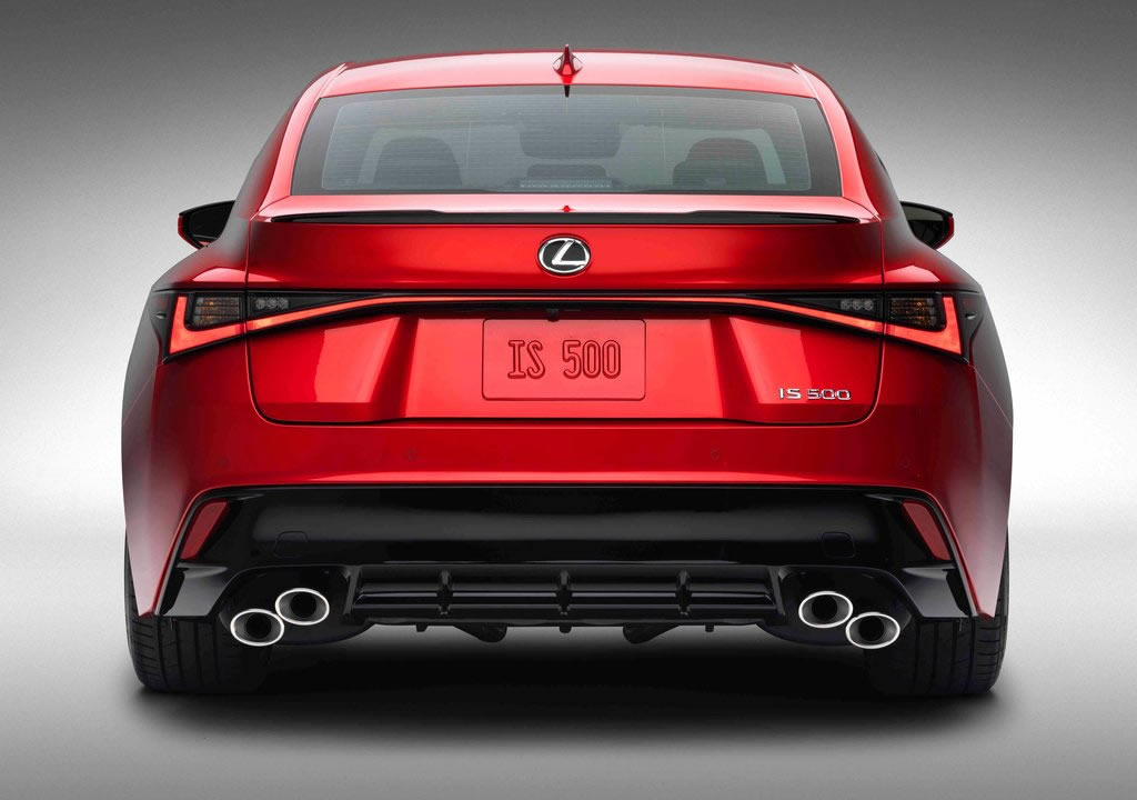 2022 Lexus IS 500 F Sport Performance Teknik Özellikleri