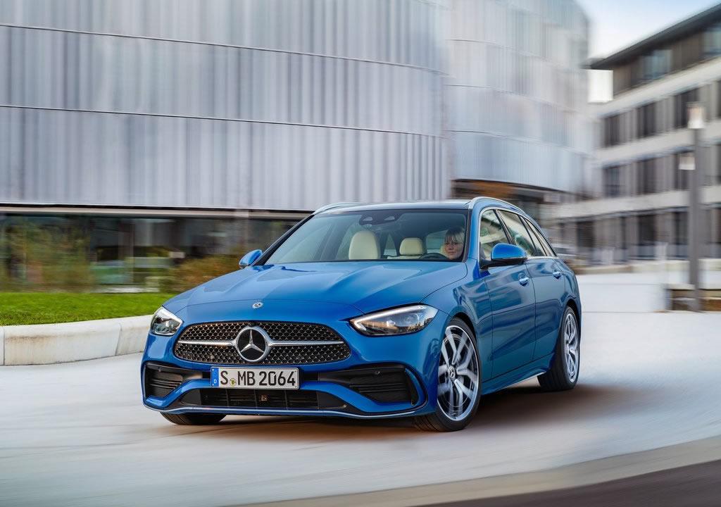 2022 Yeni Kasa Mercedes-Benz C-Serisi Estate Özellikleri