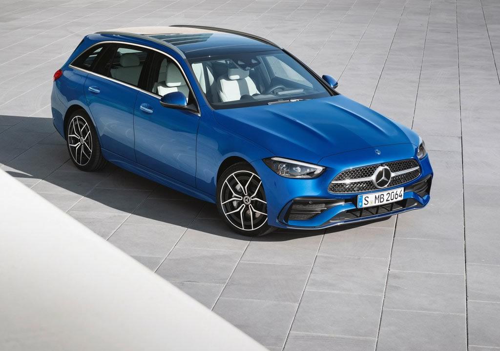 2022 Yeni Kasa Mercedes-Benz C-Serisi Estate Teknik Özellikleri