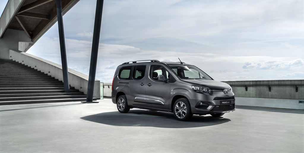 Toyota Proace City Donanımları