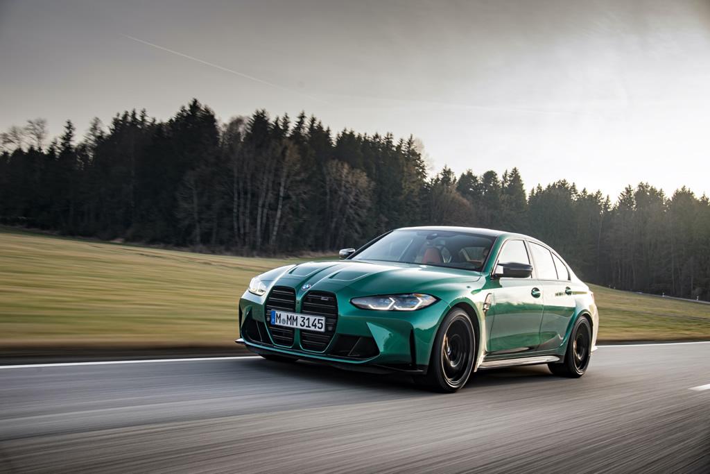 Yeni BMW M3 Competition Sedan Türkiye Fiyatı