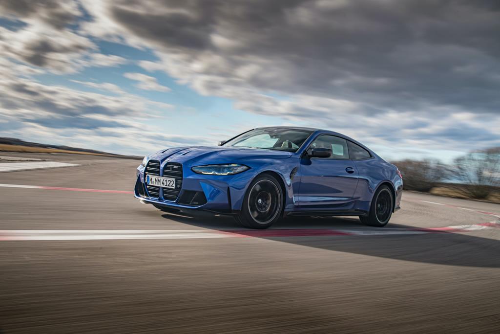 Yeni BMW M4 Competition Coupe Türkiye Fiyatı