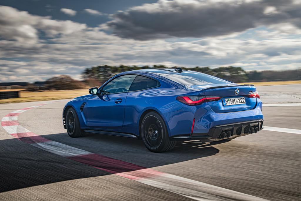 Yeni BMW M4 Competition Coupe Fiyatı