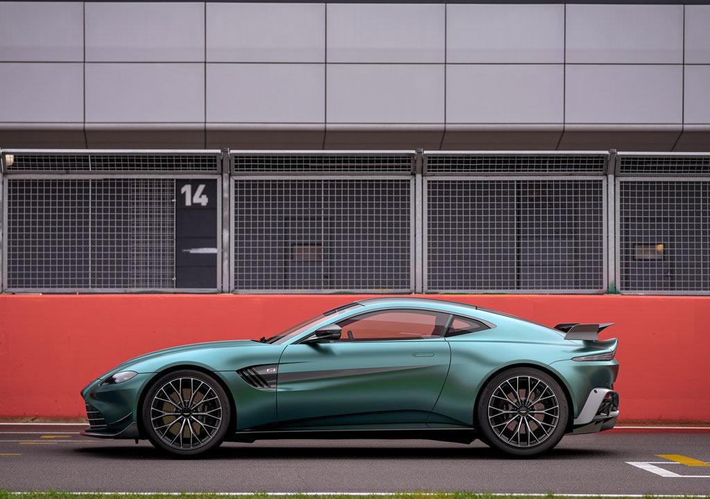 2021 Aston Martin Vantage F1 Edition Teknik Özellikleri
