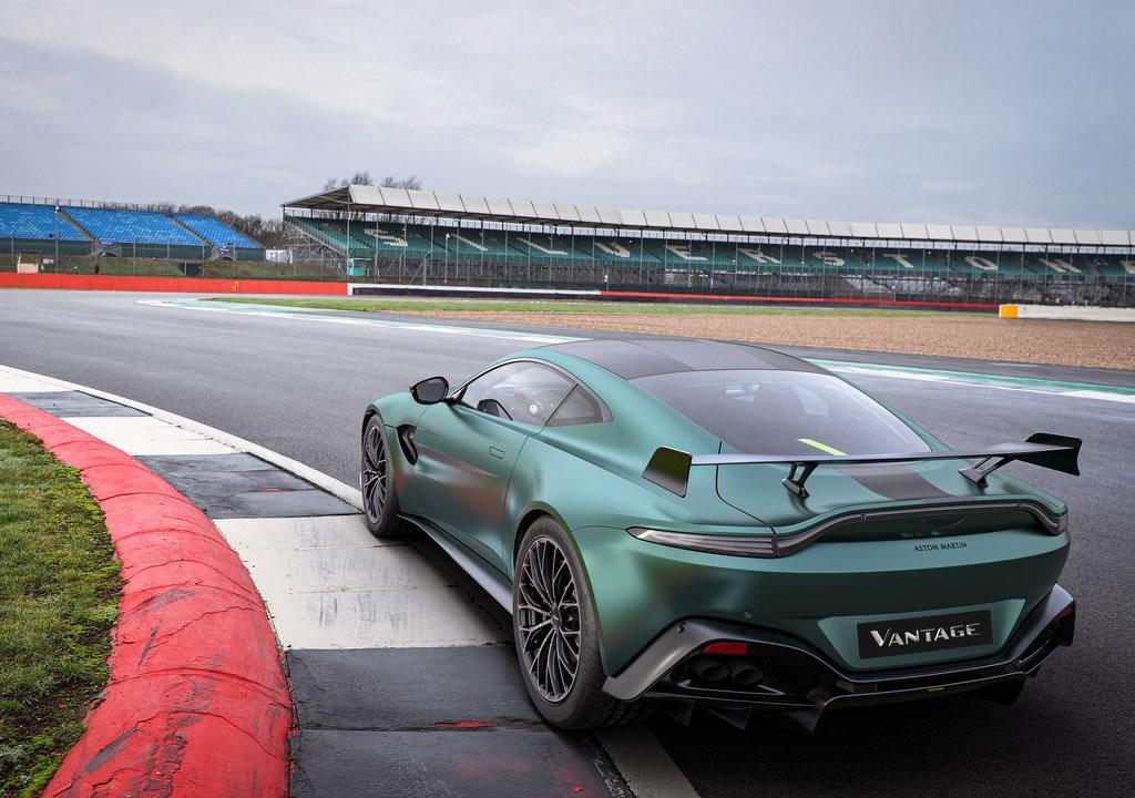 2021 Aston Martin Vantage F1 Edition Özellikleri