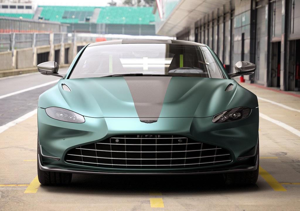 2021 Aston Martin Vantage F1 Edition 0-100 km/s