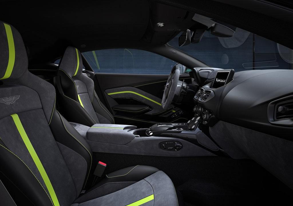 2021 Aston Martin Vantage F1 Edition Donanımları
