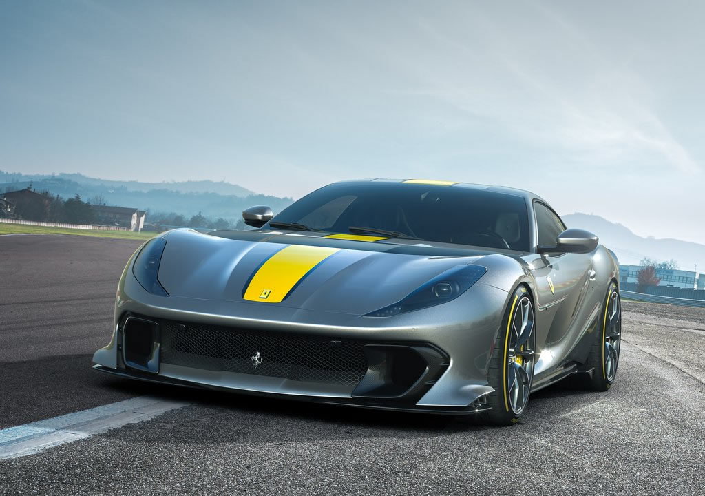 2021 Ferrari 812 Special Edition