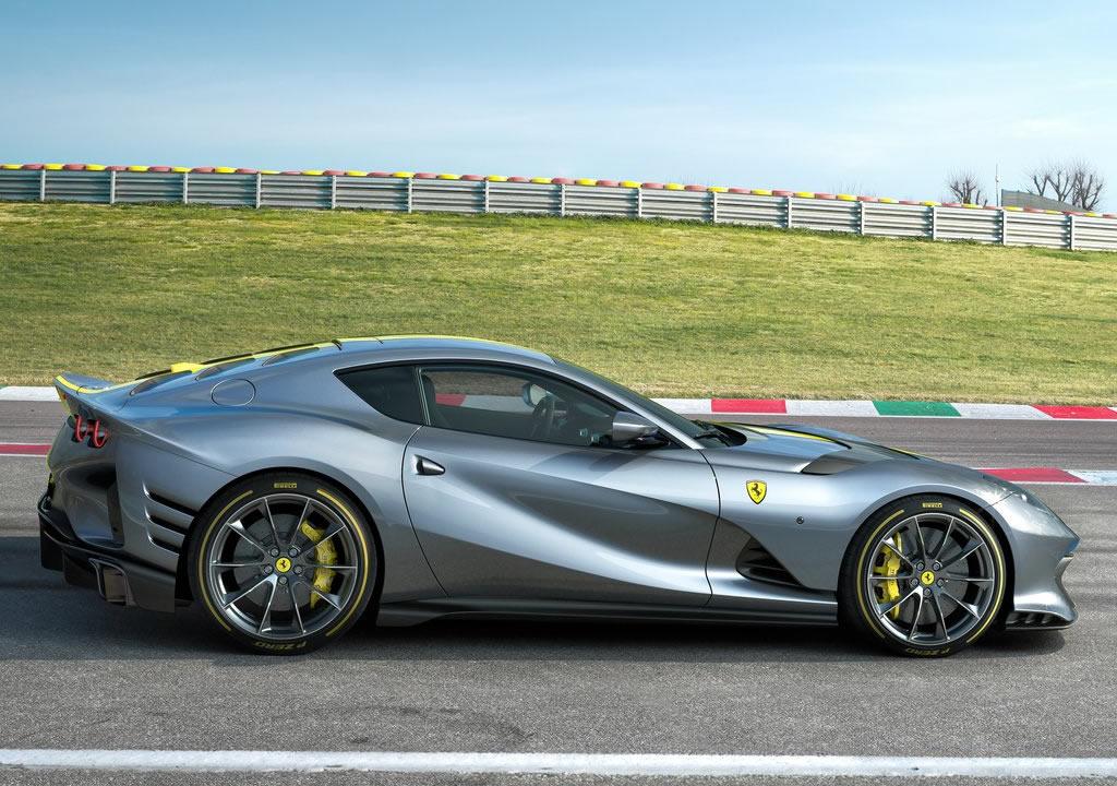 2021 Ferrari 812 Special Edition Özellikleri