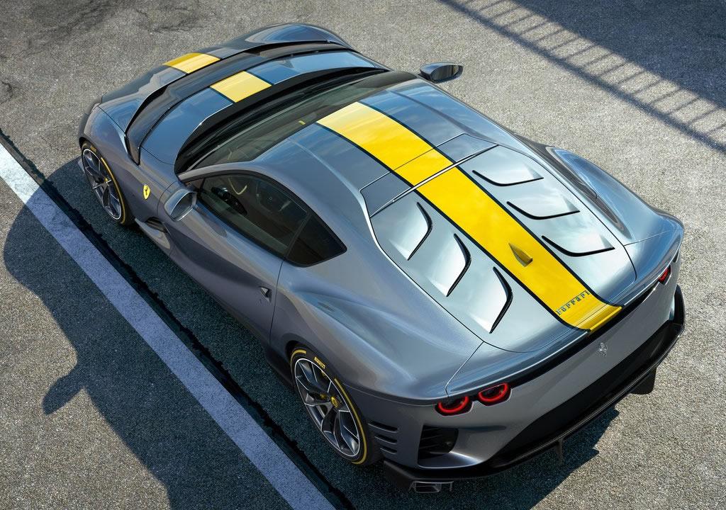 2021 Ferrari 812 Special Edition Fotoğrafları