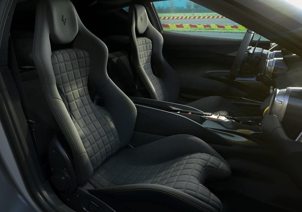 2021 Ferrari 812 Special Edition İçi