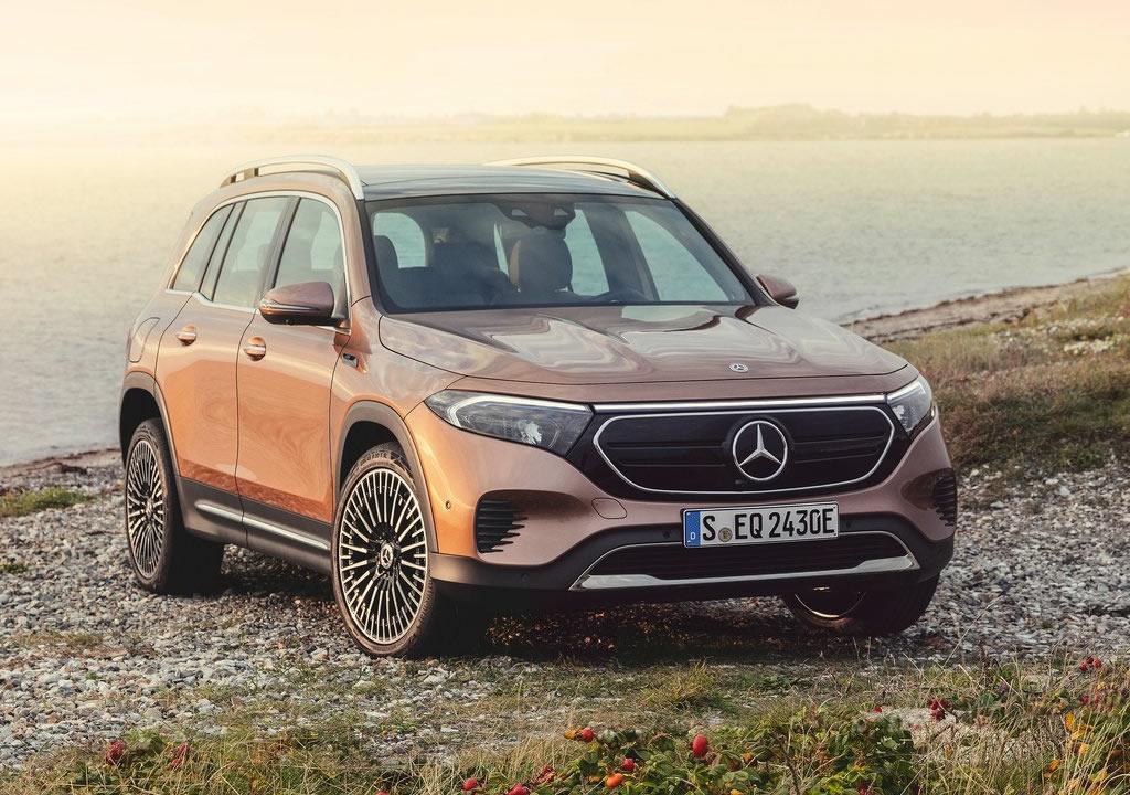Elektrikli 2022 Mercedes-Benz EQB Özellikleri