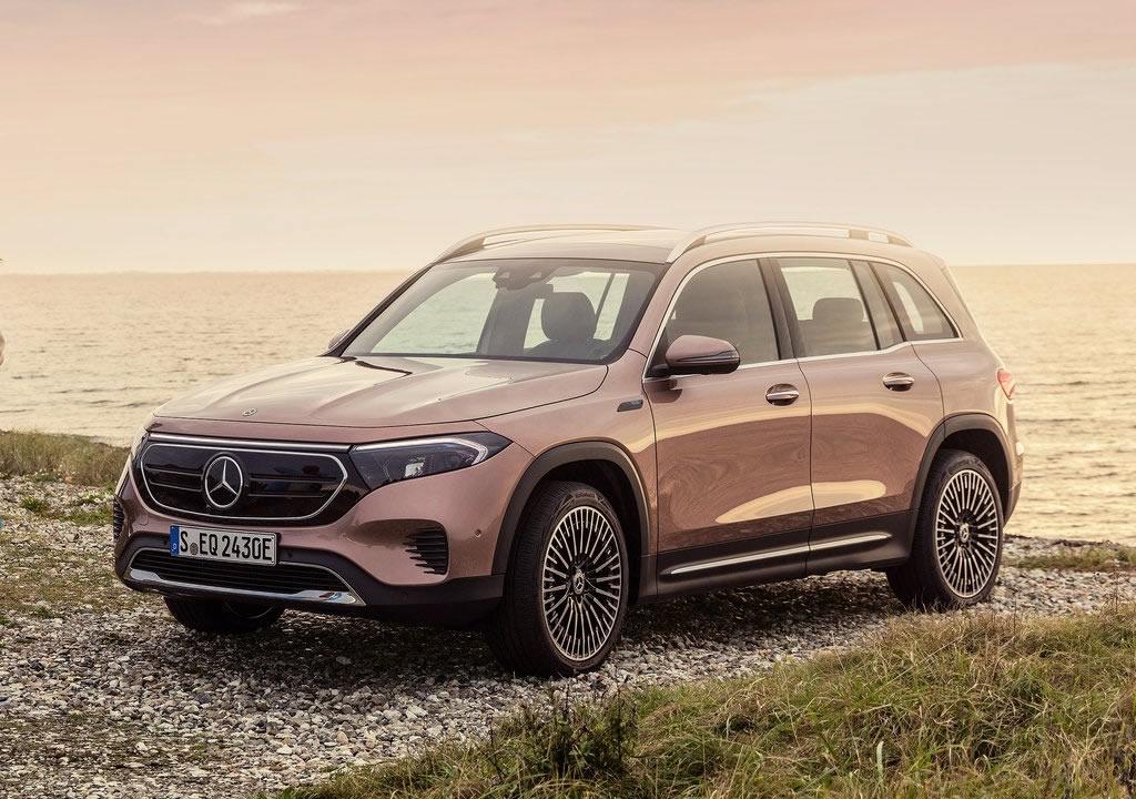2022 Mercedes-Benz EQB Teknik Özellikleri