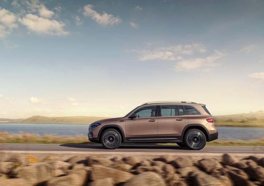 2022 Mercedes-Benz EQB Menzili