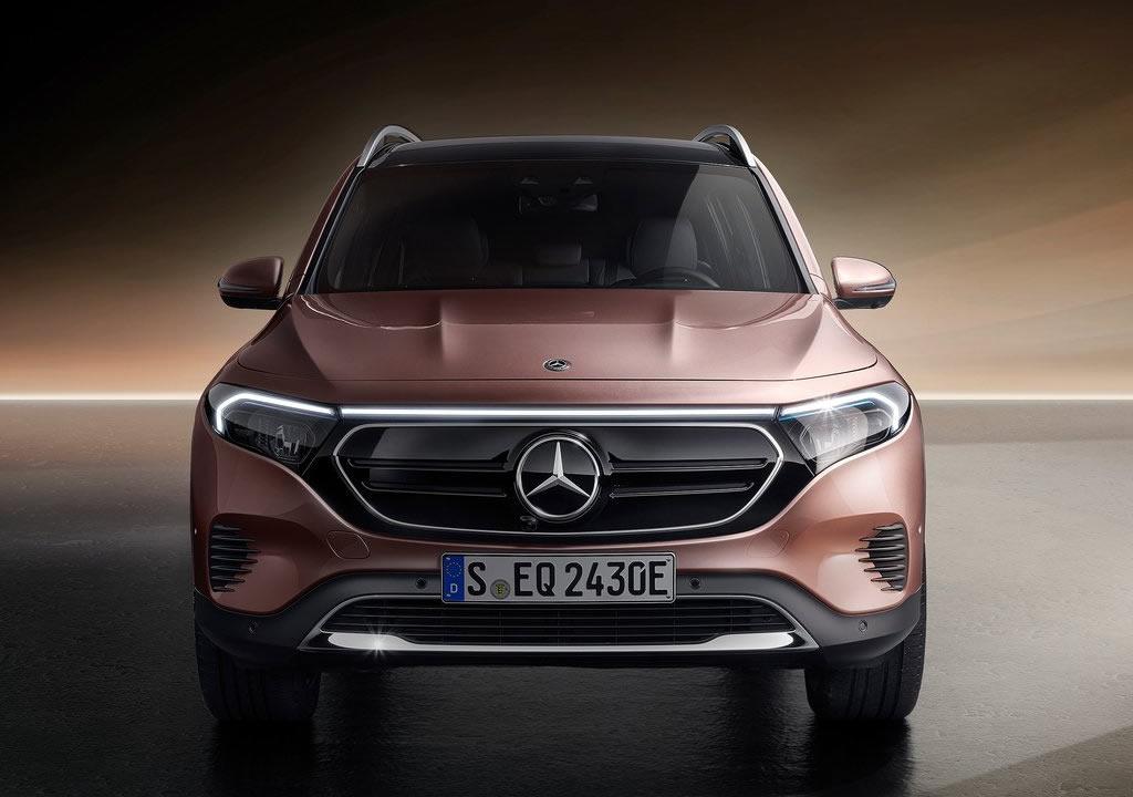 2022 Mercedes-Benz EQB Türkiye