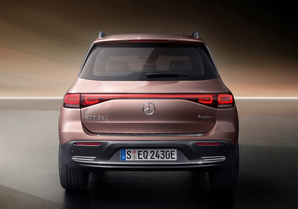 2022 Mercedes-Benz EQB 0-100 km/s