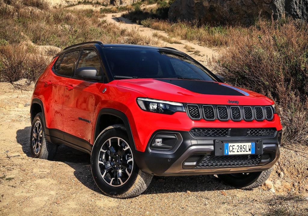 2022 Yeni Jeep Compass Teknik Özellikleri