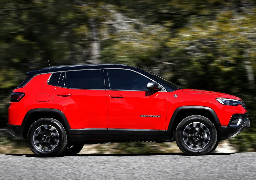 2022 Yeni Jeep Compass Motor Seçenekleri