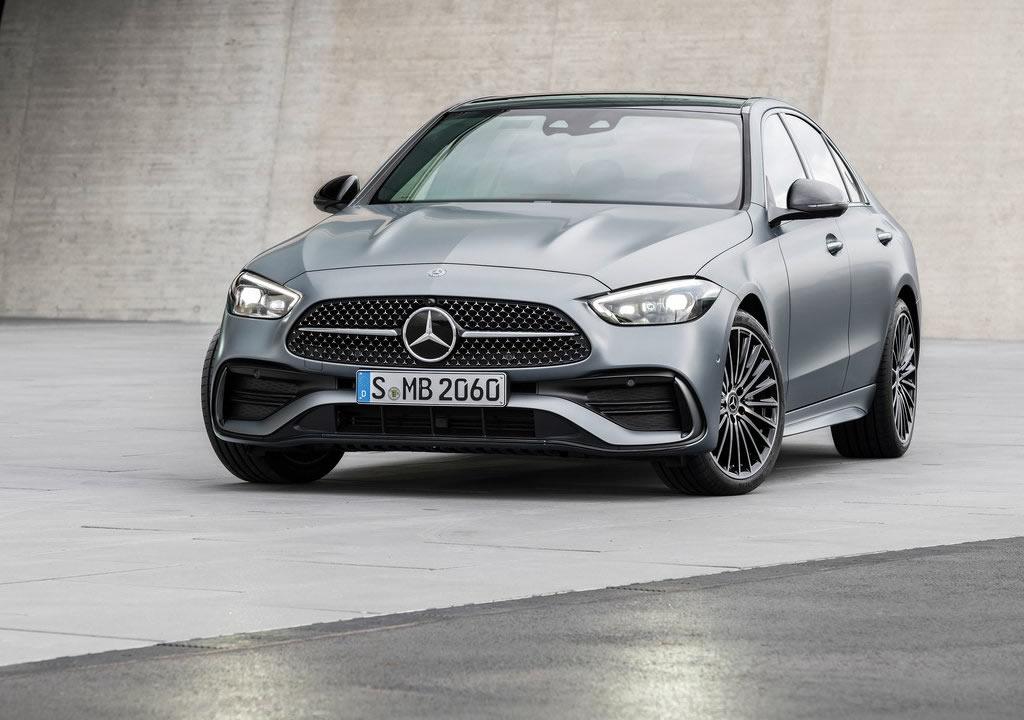 2022 Yeni Kasa Mercedes-Benz C Serisi (W206) Teknik Özellikleri