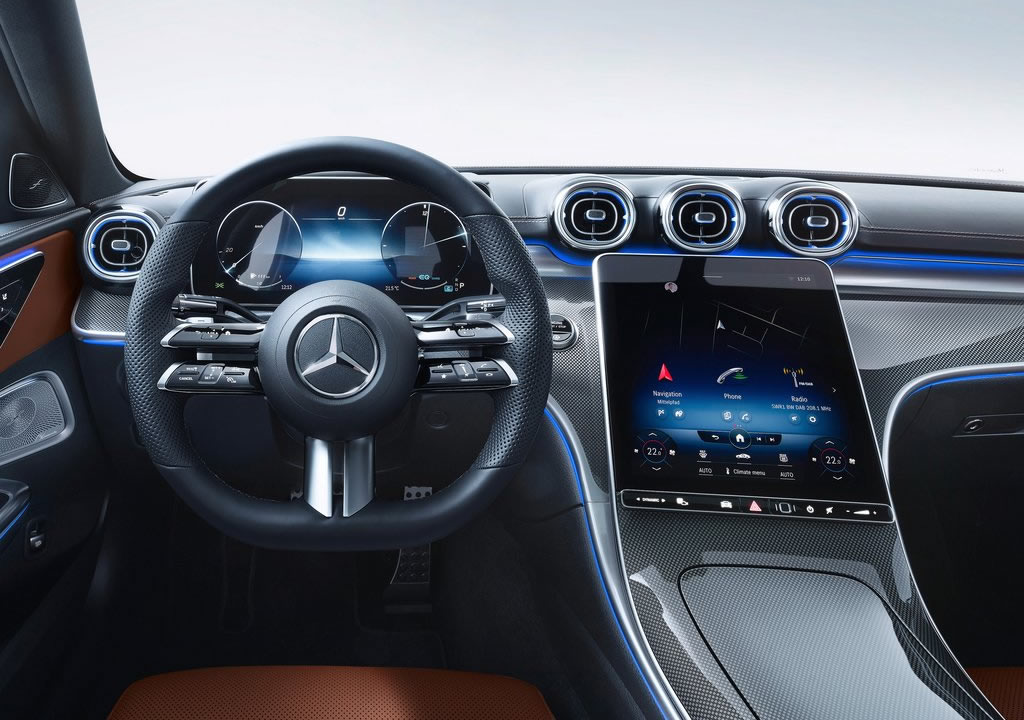 2022 Yeni Kasa Mercedes-Benz C Serisi Türkiye Fiyatı