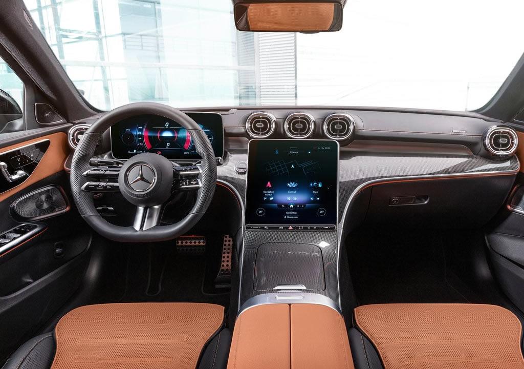 2022 Yeni Kasa Mercedes-Benz C Serisi Türkiye